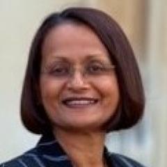 Dame Yasmin Bevan
